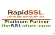 Secure unlimited number of sub domains by using Rapidssl Wildcard Certificate @ $119.00/yr